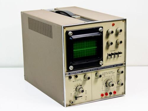 Heathkit 10-104  Solid State Oscilloscope