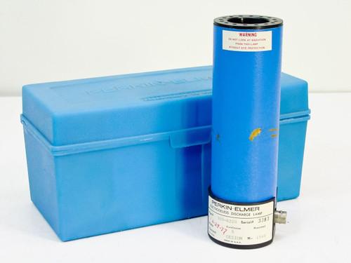 Perkin Elmer 303-6220  Electrodeless Discharge Lamp - Element Cesium