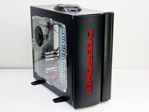 Cyberpower  Raidmax  Tower PC Gaming Chassis Case w/500 Watt PS