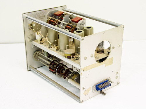 Tektronix Type D Plug-in Unit   High Gain Differential