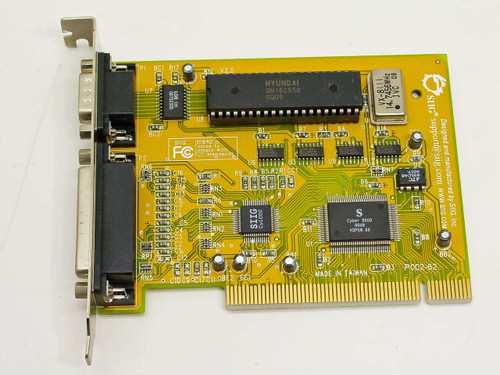 SIIG PCI Cyber Parallel /Serial JJ-P11013