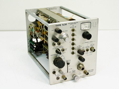 Tektronix Type 1L30  Spectrum Analyzer Plug-in Unit