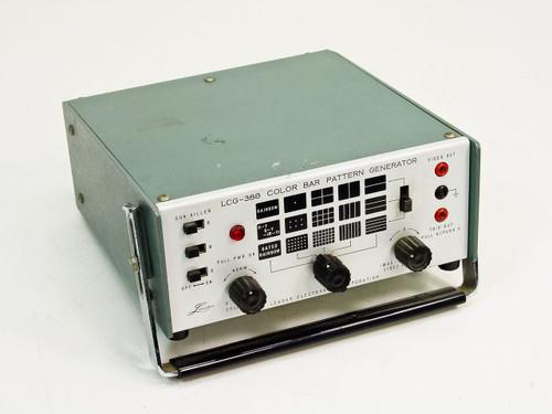 Leader Electronics Corporation LCG-388  Color Bar Pattern Generator