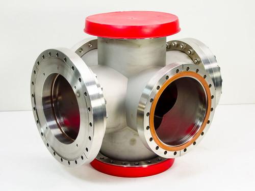 """MDC 6-WayCross, 9""""Sphere  Del-Seal CF Fittings"""