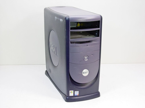 Dell Dimension 8250  Pentium 4 2.4 GHz Tower Computer