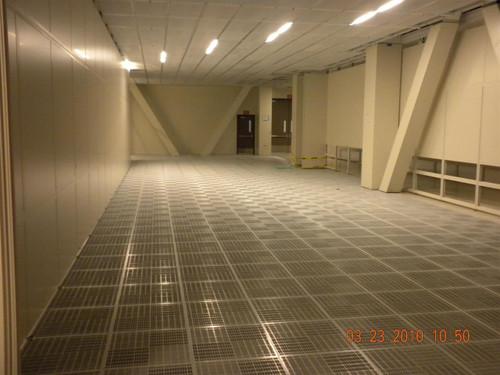 Plascore Class 1  Cleanroom System Huntair Ceiling Grid - Modular