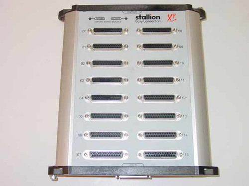 Stallion Easy Connection XP Panel 980040 16- Port (16xDB25 RS232)