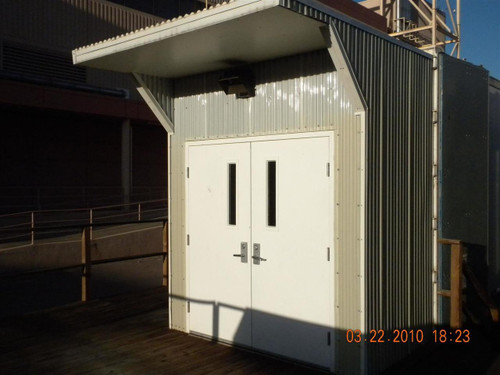 Cleanroom Class 10  200 SF Portable Cleanroom Mobile Trailer