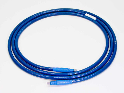 Suhner 104A  10 Foot Sucoflex RF Cable