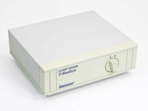 Inmac 1987  Clear Signal T-Switch IEEE AB