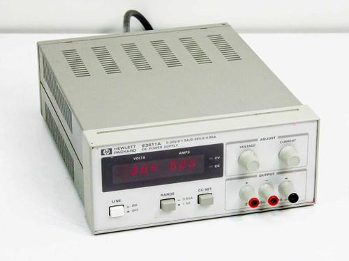 HP E3611A  DC Power Supply