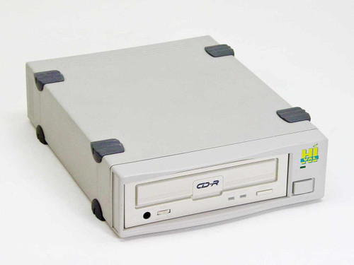 H-Val Inc. 081 5530-2100  External SCSI CD-R Drive