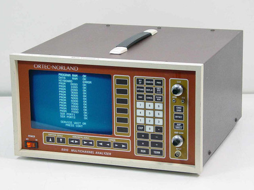 Ortec-Norland N5510X3  5510 Multichannel Analyzer