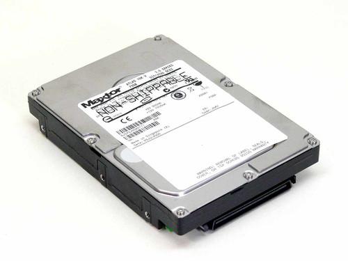 """Maxtor 8J073J0  73GB 3.5"""" SCSI Hard Drive Atlas 10K V Ultra320 80"""