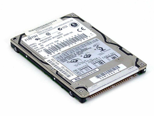 "Fujitsu CA05366  6.0GB 2.5"" 4200RPM MHK2060AT Laptop HDD"