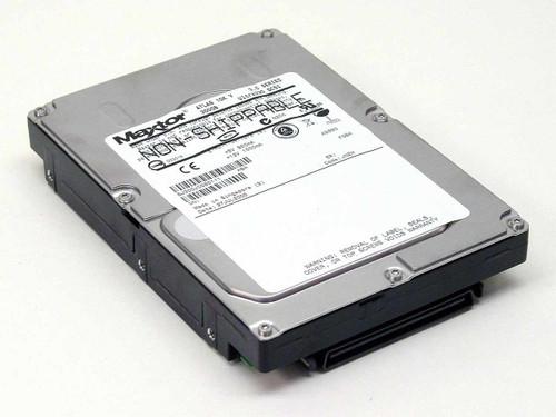 """Maxtor 8J300J0  300GB 3.5"""" SCSI Hard Drive Atlas 10K V Ultra320 80"""