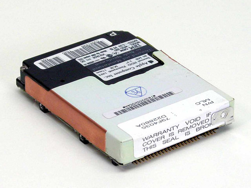 "IBM 79F4035  Apple 80MB 2.5"" SCSI 17mm WDS-280 Laptop HDD"