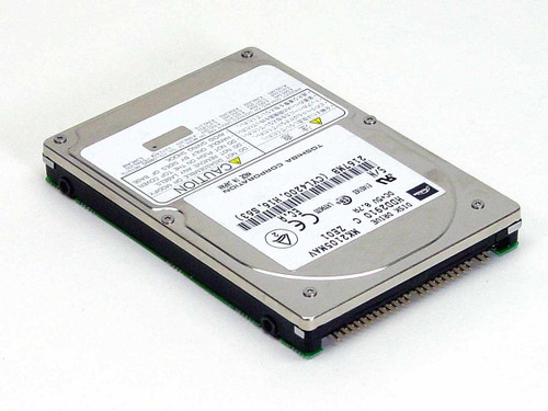 "Toshiba MK2105MAV  2167MB 2.5"" IDE Laptop Hard Drive"