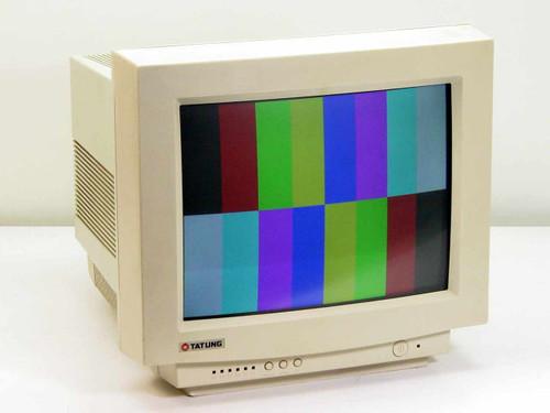 "Tatung CM15VCR  15"" CRT Monitor"