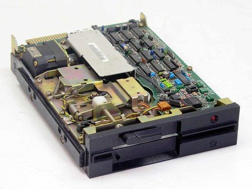 "Alps DFC222B02A  360 KB 5.25"" HH Floppy Drive 02A - Black"