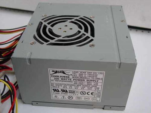Tiger Power 200 W ATX Power Supply (TG-2006-D)