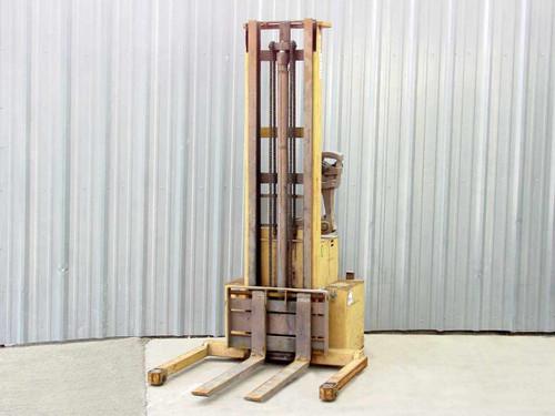 Big Joe PDM 20-154  Straddle Truck Fork Lift