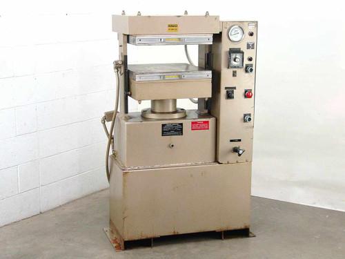 Pasadena Hydraulics Inc. B250-H-6-M2-D  PHI Heated Upacting Hydraulic Press