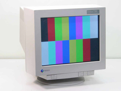 Eizo 0FTD0125AN  FlexScan T561 CRT Color Display Monitor 17""