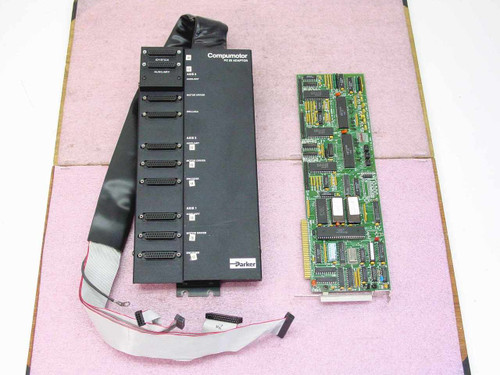 Parker PC-23  Compumotor Adapter & PC Card