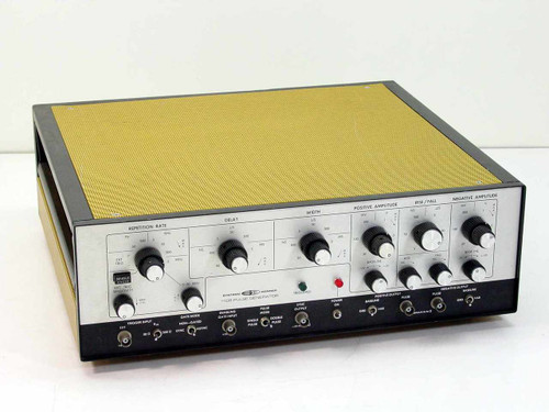Systron Donner 110B  Pulse Generator 5Hz - 25MHz 0-10 Volts @ 50 Ohms A