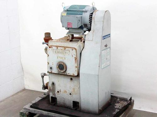 Kinney Vacuum Co. KT-150A/B  Triplex Pump for Parts or Repair