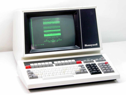 Honeywell BO1810  Green Display Terminal w/Keyboard