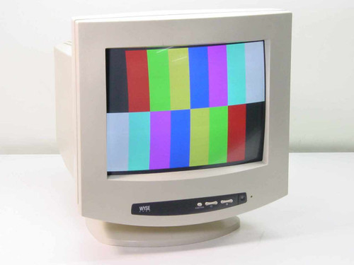 "WYSE Technology WY-14&  14"" Digital Color Monitor CRT"