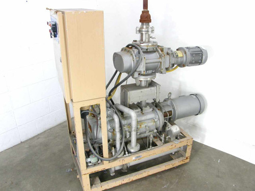 Stokes 15240-BC  306-41 Blower w/575 Vacuum Pump Dry Pumping Statio