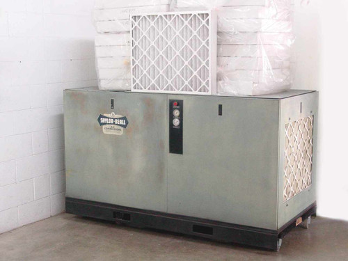 Saylor-Beall 25DR  Industrial Air Compressor