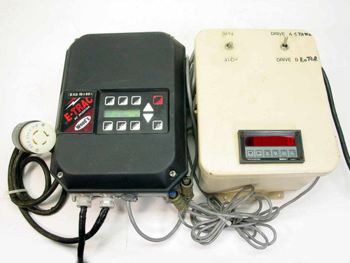 Woods WFC1001-0C  E-TRAC WFC HT AC Inverter Drive w/ Dynapar Tach