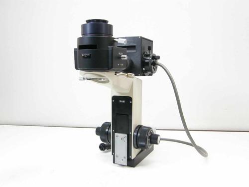 Olympus BHM  Metallurgical Microscope Body w/50watt Lamp housi