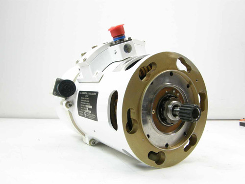 Pacific Scientific Electro Kinetics 5664  25 KVA AC Generator 3ph 400Hz 12000 RPM