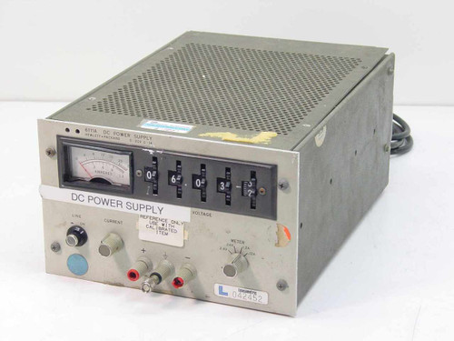 Hewlett Packard 6111A  Power Supply - Works but has cracked plastic