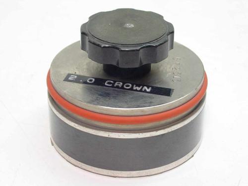 Lapper 7.65 lb.  Polishing Weight Outside Diameter 106mm