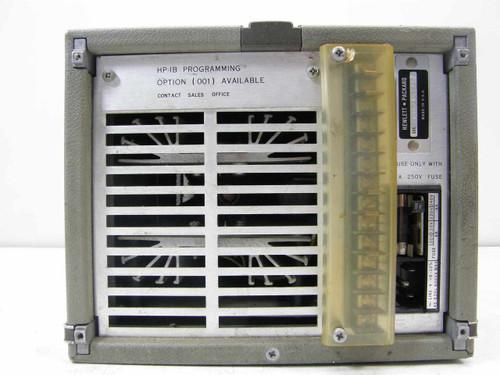 Agilent HP 6002A  DC Power Supply