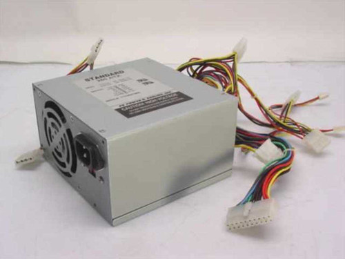 Standard 250 W ATX Power Supply 250ATX