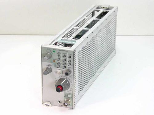 Tektronix 7B80  Time Base Plug - In