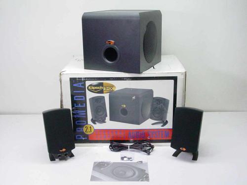 Klipsch 2.1  Promedia PC Audio System