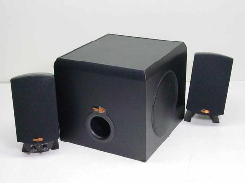 Klipsch 2.1  Promedia PC Audio System - As Is