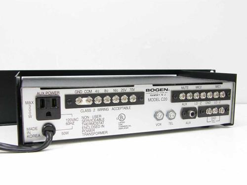 Bogen  C20  Classic Series Rackmount 20 watts RMA Amplifier