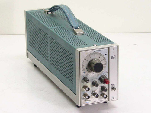 Tektronix TM501  Power supply w/FG502 Function Generator