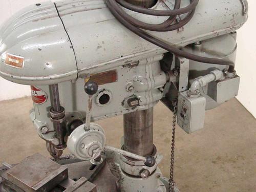 Delta E2134  Bench Top Drill Press 1/2 HP Repulsion-Induction M