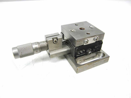 Newport 461-X-M   Precision Integrated Crossed-Roller Bearing Linear