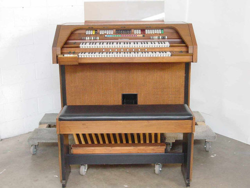 Gulbransen President 4116W  Electronic Theatre Organ for Parts As Is